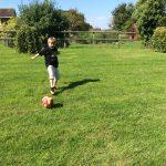17-football-in-the-garden