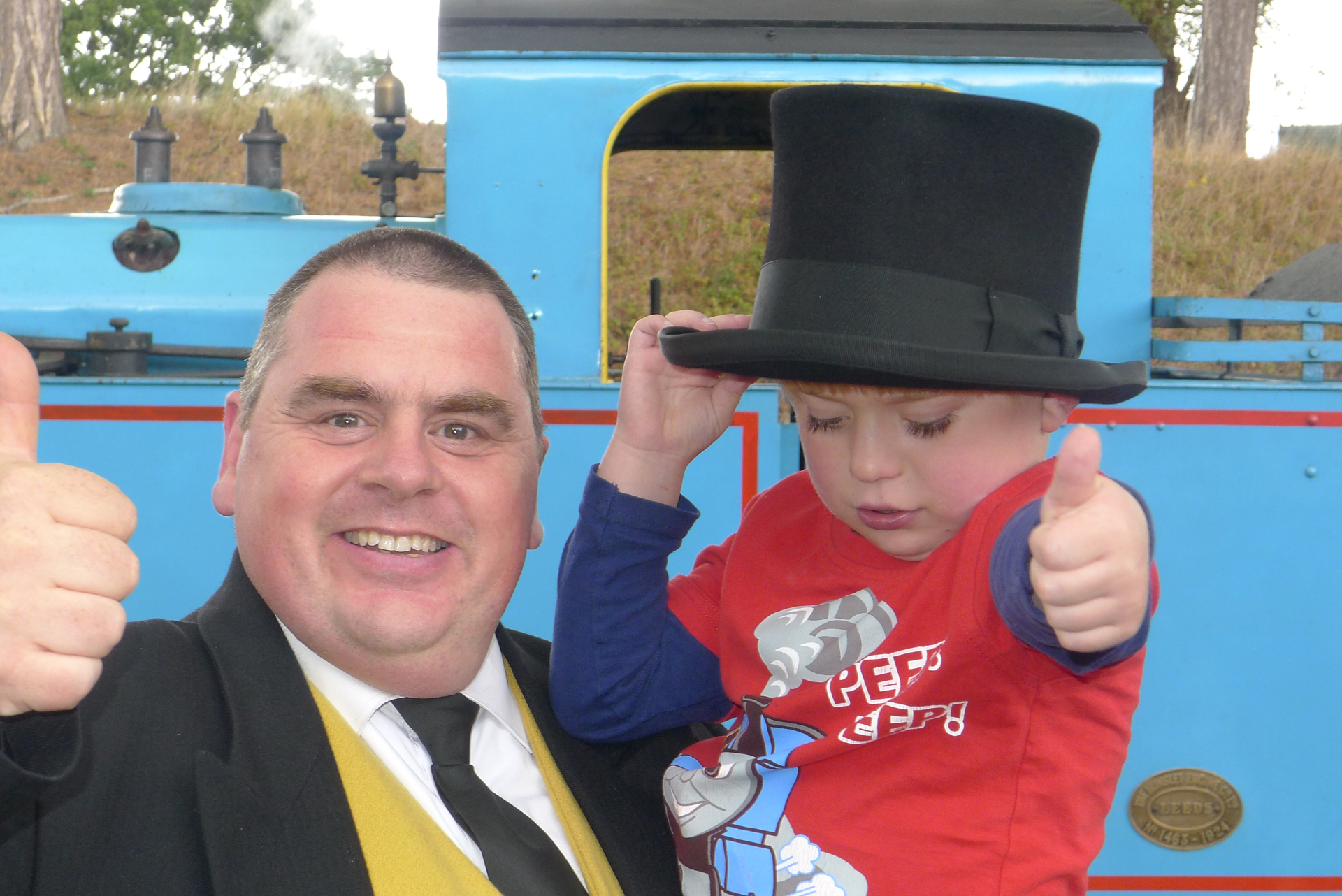 6-fat-controller-at-thomas-steam-days